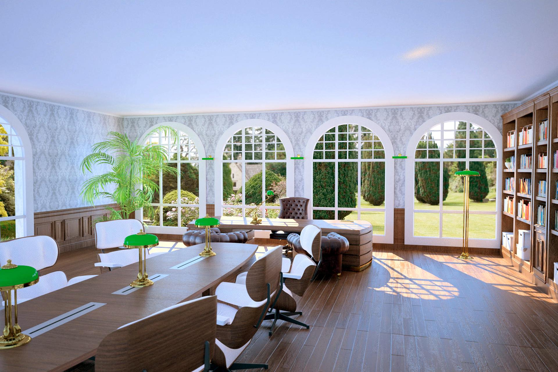 sala riunioni-1_ristrutturazione appartamento