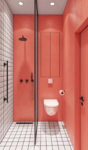 bagno_colori vivi - interior design