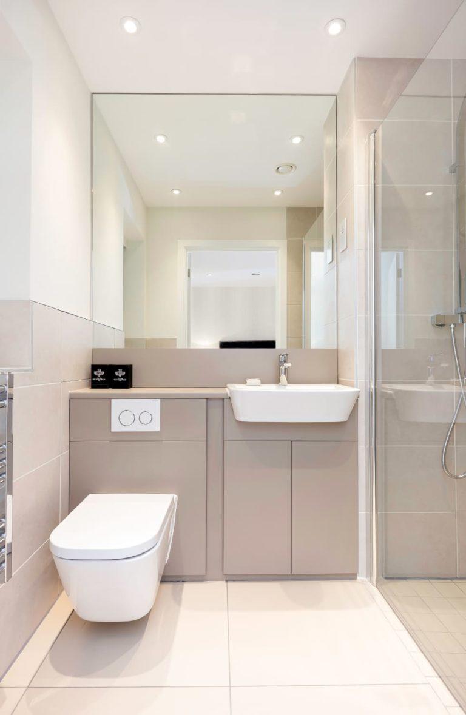 bagno_linee pulite- interior design