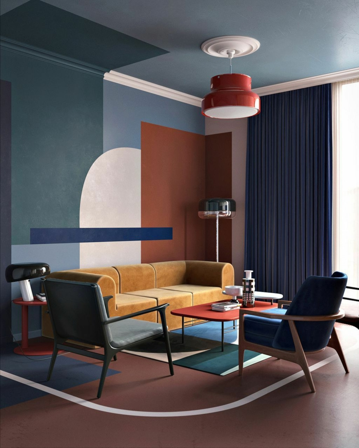 colorblock_architecture_styling_arch-style