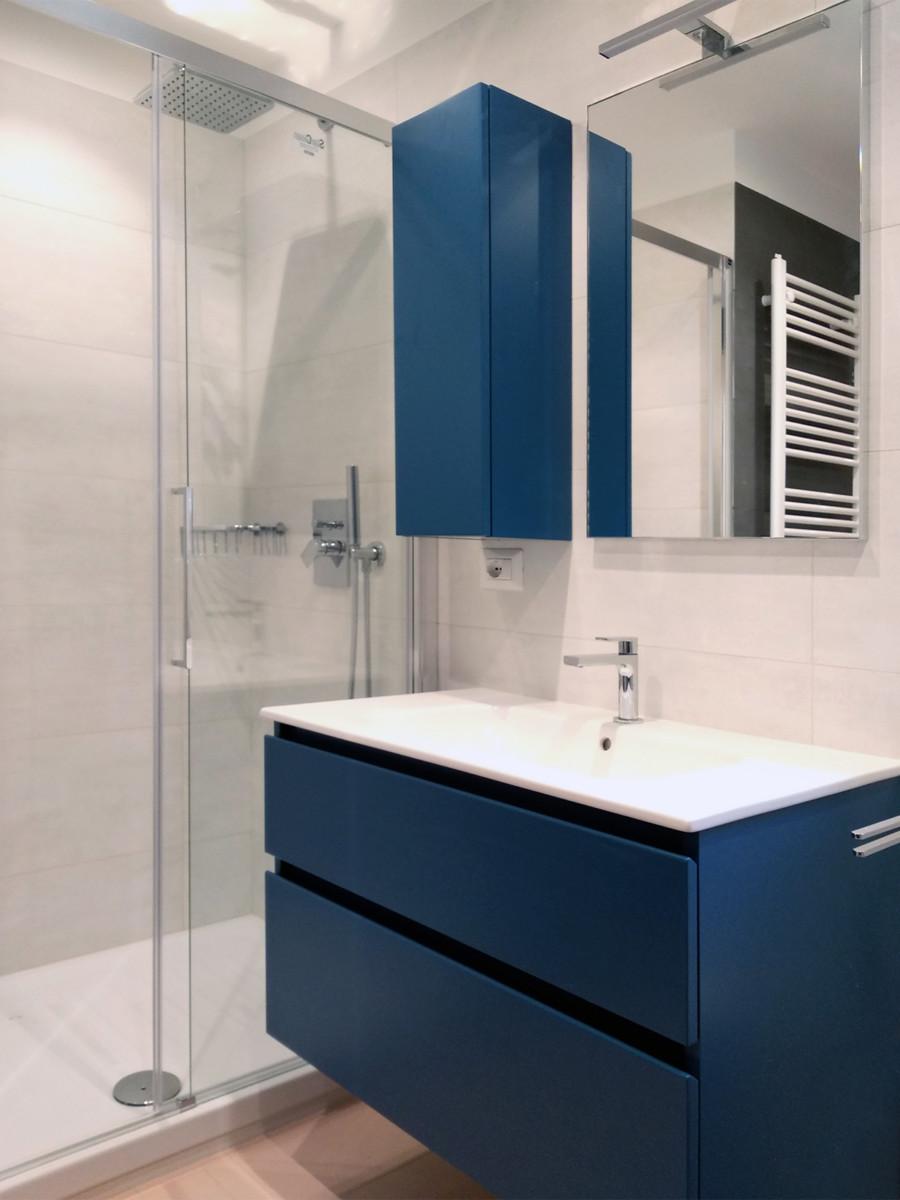 ristrutturazione appartamento doccia